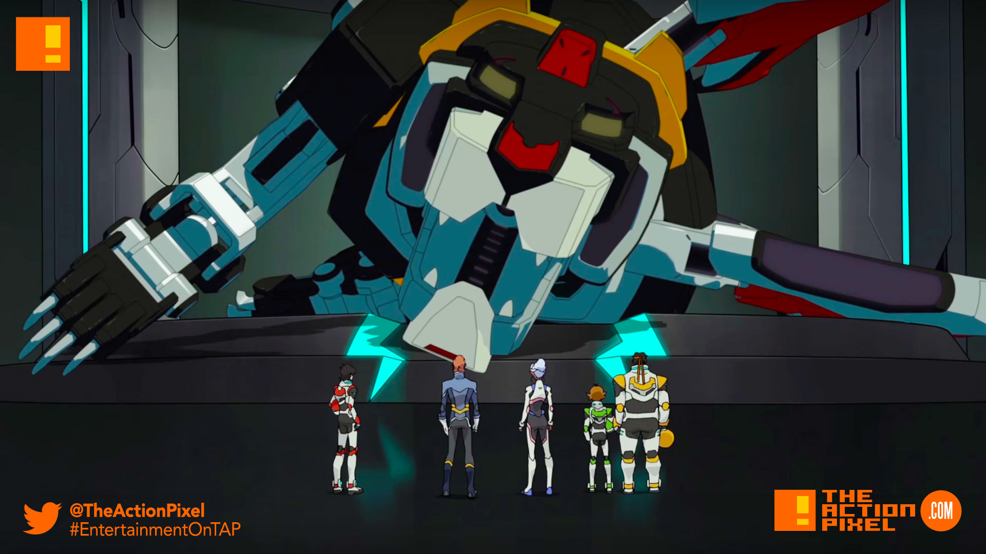 voltron, season 3, the action pixel, entertainment on tap,season 3,dreamworks animation,dreamworks
