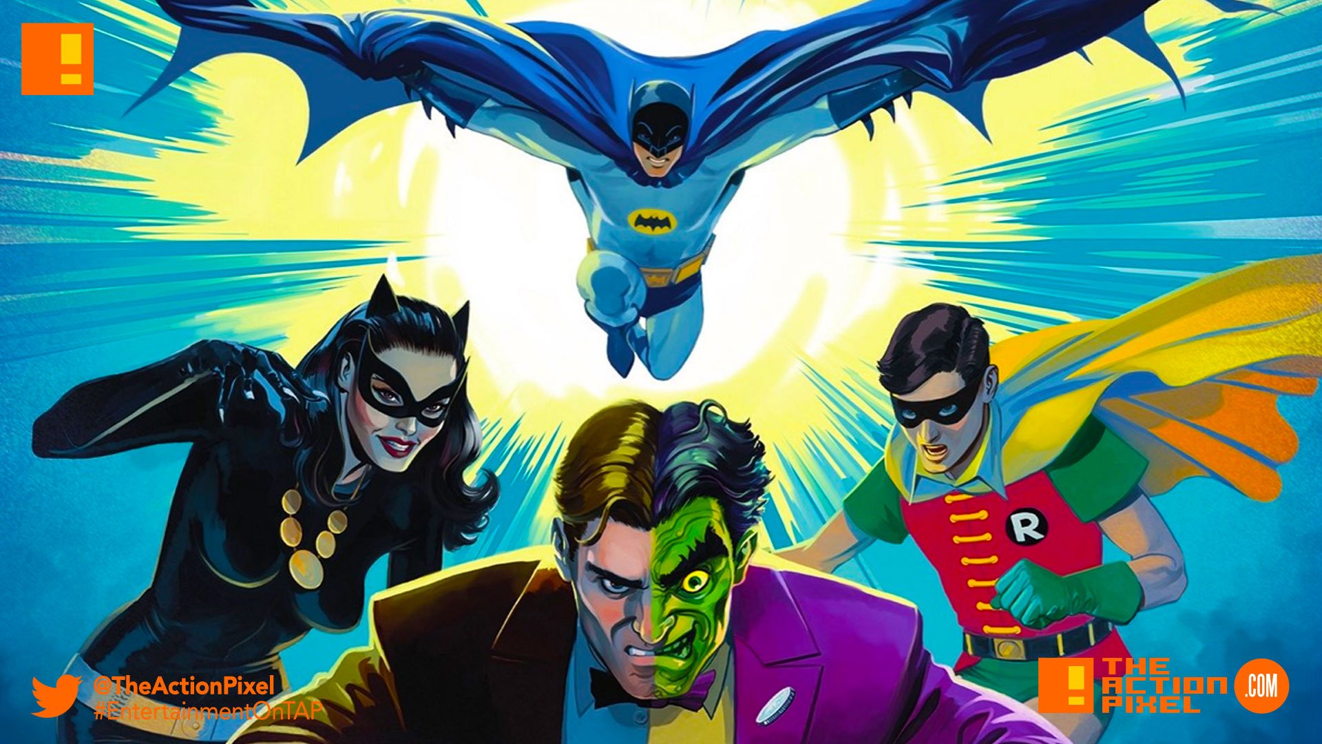 batman vs two-face, animation, wb animation, dvd, bluray, adam west, william shatner, the action pixel, entertainment on tap,dc comics, dc entertainment ,