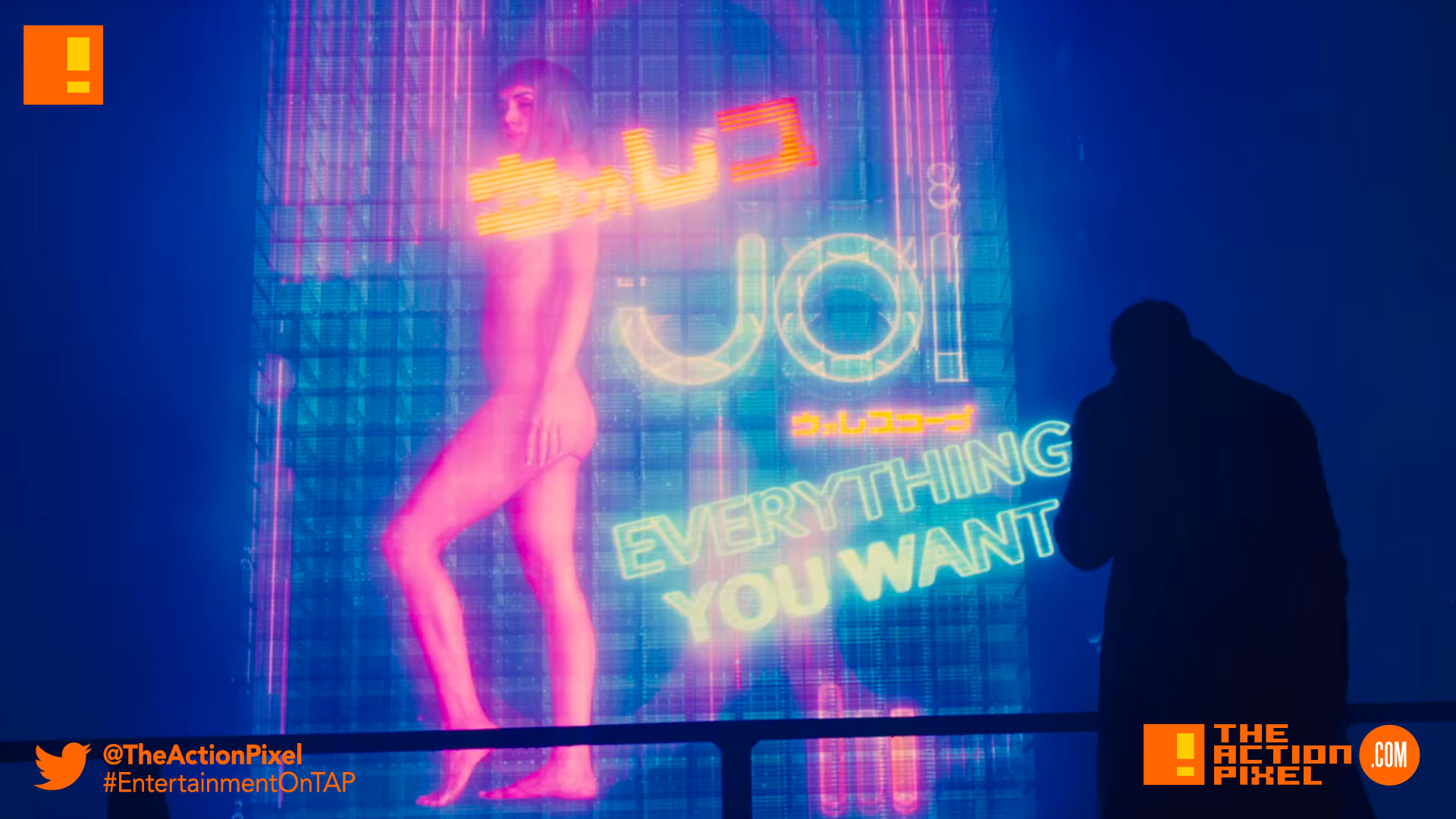 blade runner 2049, ryan gosling, harrison ford, trailer, sony, columbia, icon, warner bros. entertainment , the action pixel, entertainment on tap, rick deckard,blade runner,poster, teaser, warner bros, columbia,ridley scott