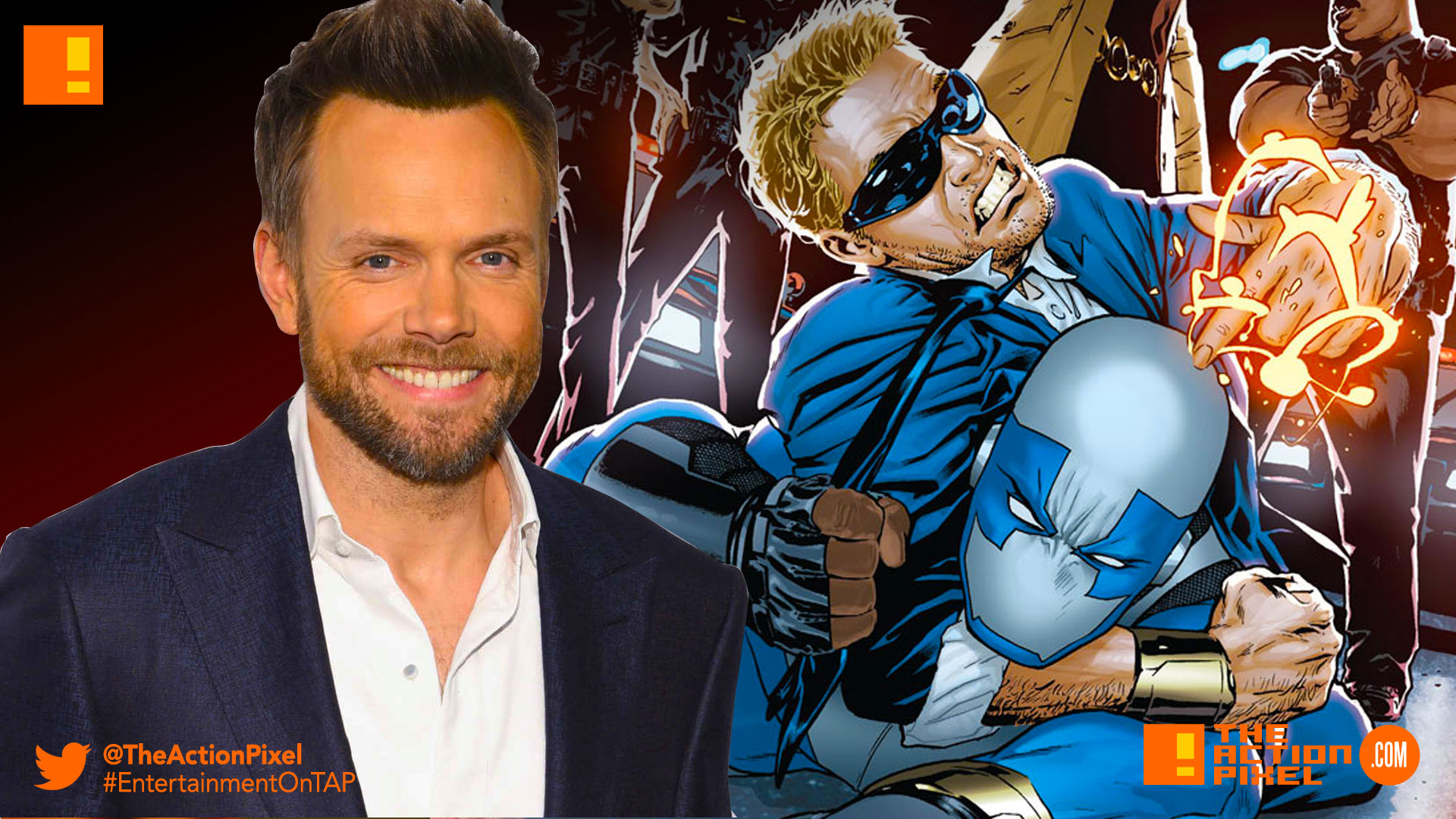 joel mchale,quantum and woody, quantum and woody, valiant comics, the action pixel, entertainment on tap, the action pixel