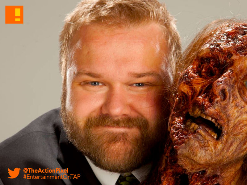 robert kirkman, amc, the walking dead, the action pixel, entertainment on tap