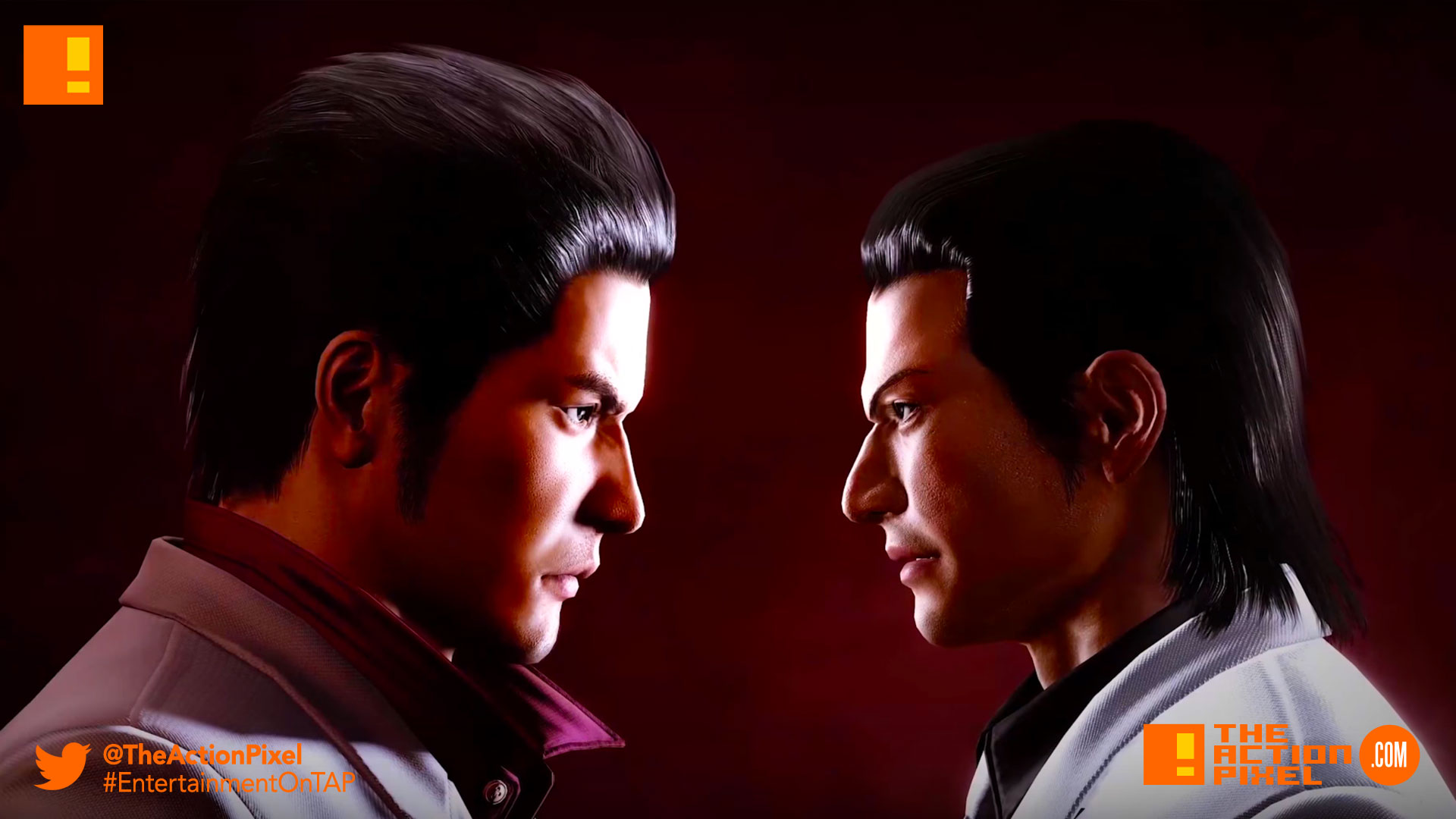 yakuza, launch trailer, Yakuza Kiwami, entertainment on tap, the action pixel