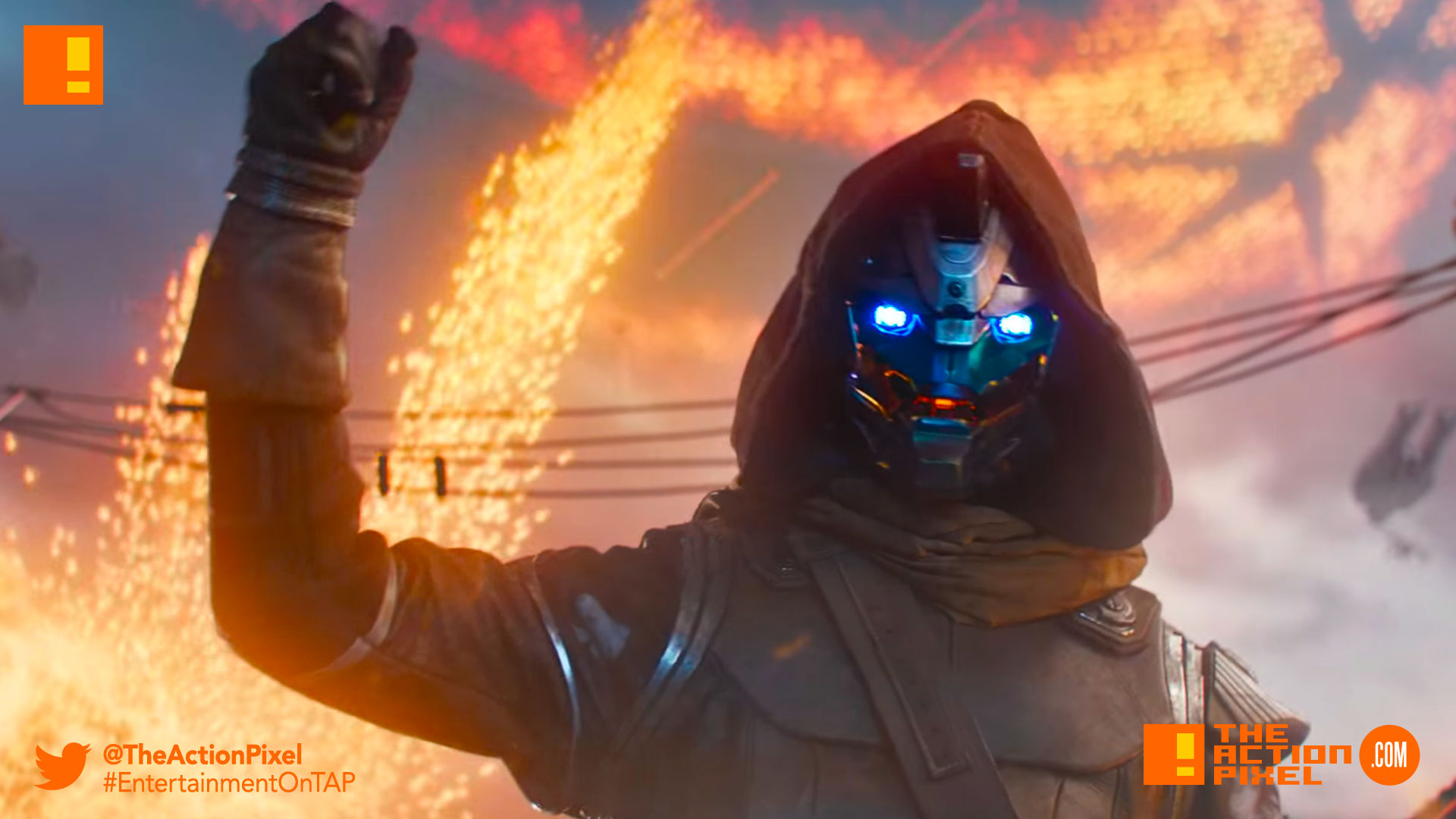 This Live Action Destiny 2 Trailer Is Going To Make You Wish The