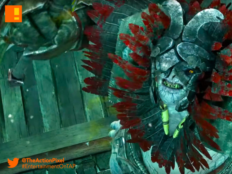 mystic tribe,dark tribe, Middle-earth: Shadow Of War ,fires of war, wb games, shadow of war, middle-earth,trailer, music video, entertainment on tap, the action pixel, feral tribe, trailer,