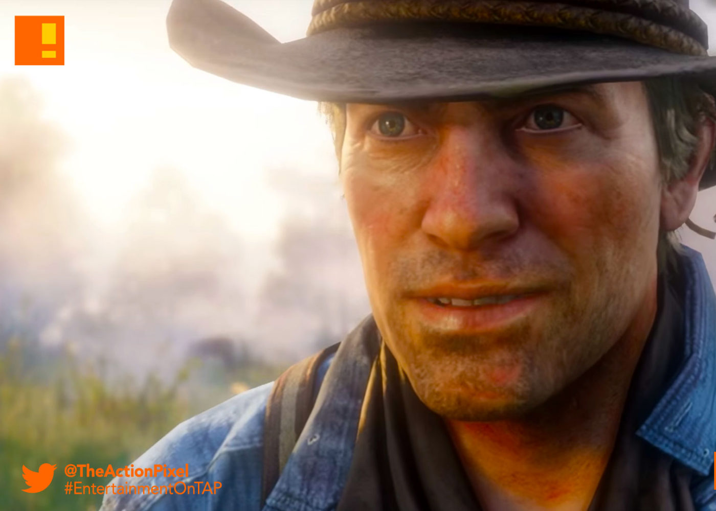 rockstar games, red dead redemption, entertainment on tap, the action pixel, rockstar games, delayed, screenshots, trailer, trailer 2,