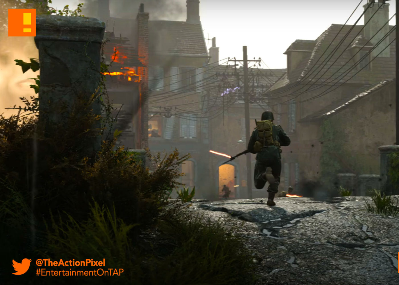 carentan, wwii, story trailer, cod, ww2, call of duty, call of duty ww2, world war 2, trailer, reveal trailer,sledgehammer games,characters, trailer,