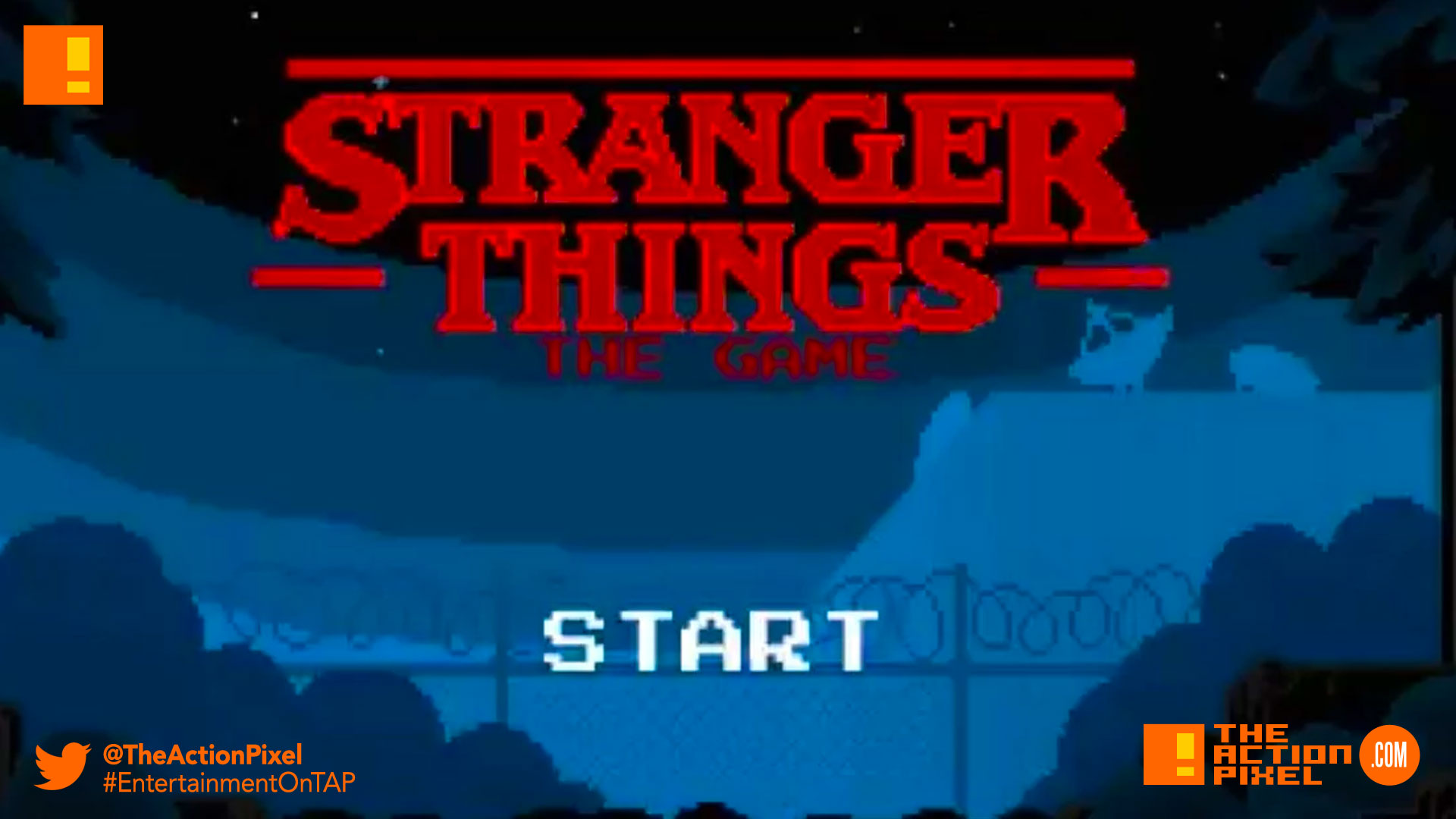 stranger things, mobile game, stranger things: the game, bonus xp, netflix,8-bit,pixel, roleplaying,mobile game,the action pixel, entertainment on tap