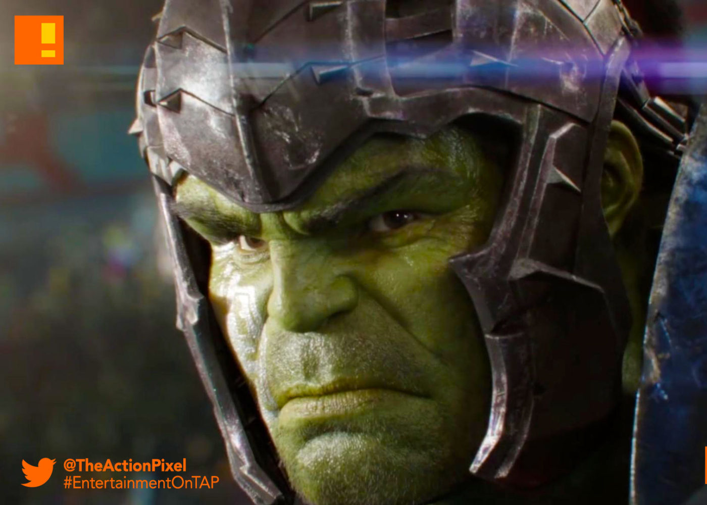 thor ragnarok, hulk, entertainment on tap, the action pixel, marvel comics, mark ruffalo
