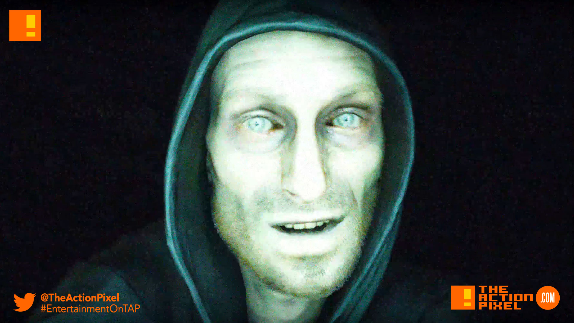 lucas, not a hero, the action pixel, resident evil 7, tape 1, desolation, biohazard, the action pixel, capcom, resident evil, re, promo, tape1 , the action pixel, entertainment on tap, trailer, playstation , xbox, vr, ps4, playstation 4, pc