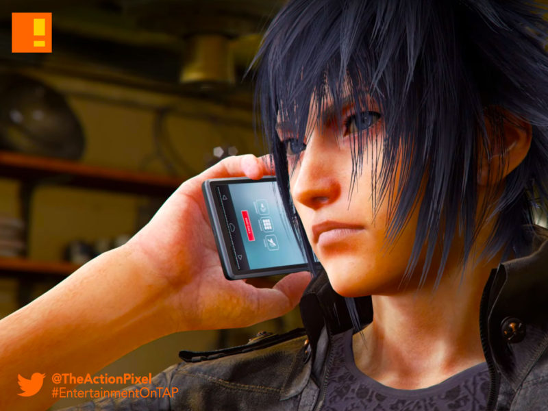 Noctis Lucis Caelum ,noctis,final fantasy, final fantasy xv,tekken 7,tekken, the action pixel,entertainment on tap