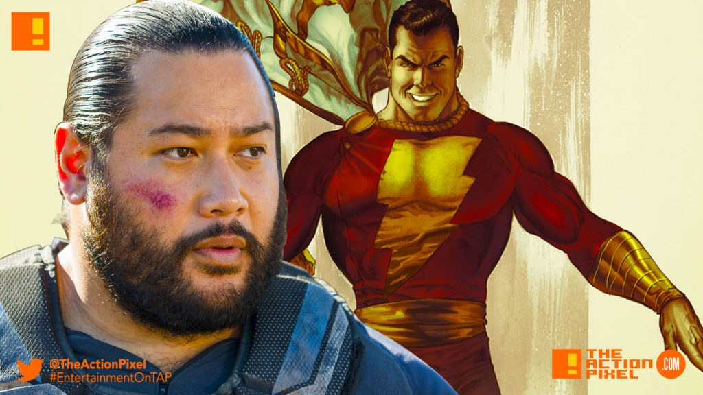 cooper andrews, shazam! ,shazam, the walking dead, jerry, billy batson, casting , dceu, dc comics, wb pictures, warner bros pictures, the action pixel, entertainment on tap,