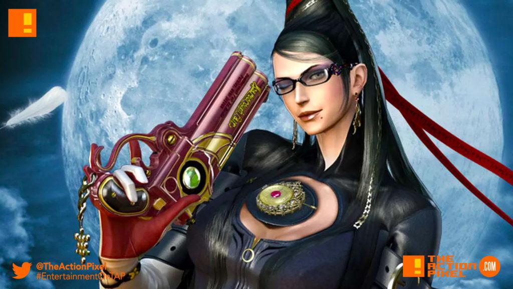 bayonetta, bayonetta 3, platinum games, nintendo switch, nintendo, the action pixel, entertainment on tap,