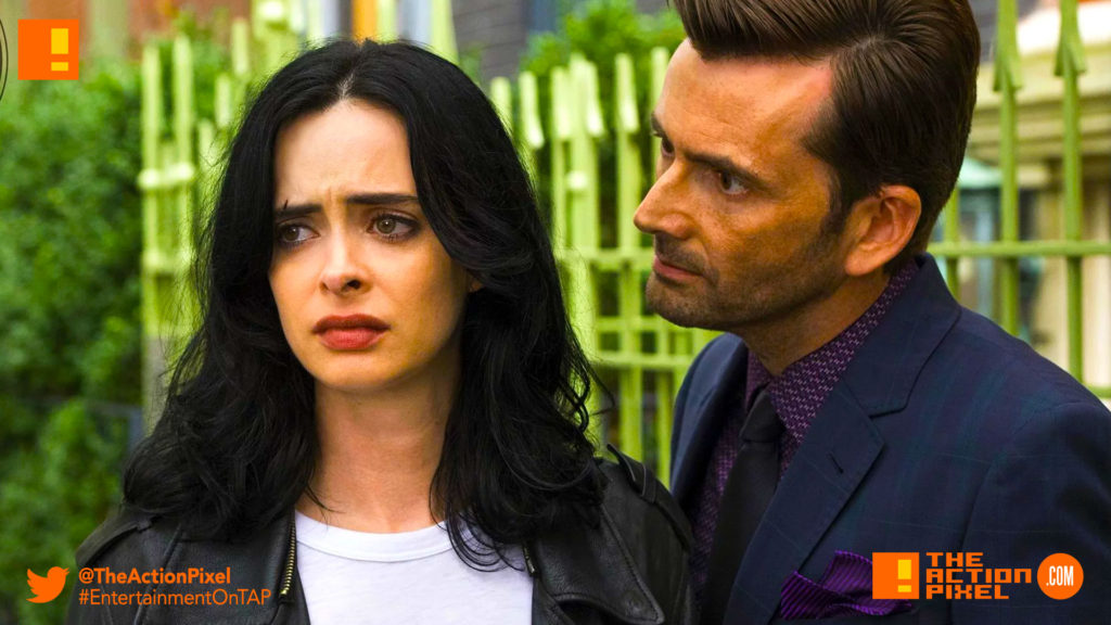 david tennant, jessica jones, the purple man, kilgrave, jessica jones 2, jessica jones season 2, krysten ritter, netflix,marvel, marvel comics,marvel entertainment,