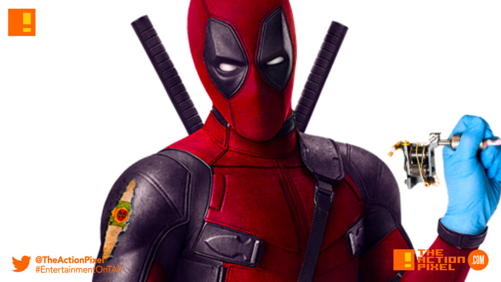 deadpool, deadpool 2,deadpool 2, entertainment on tap,deadpool, deadpool 2, marvel, 20th century fox, the action pixel, entertainment on tap,poster,teaser, wet on wet,