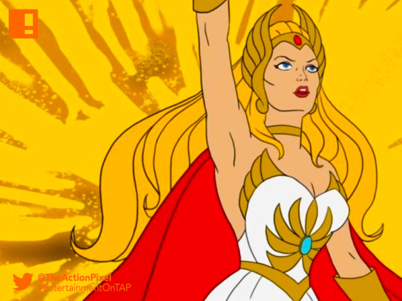 she-ra, dreamworks animation, dreamworks, the action pixel, netflix, entertainment on tap,