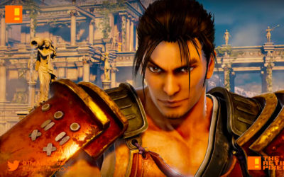 soul calibur vi, soulcalibur,soul calibur, soulcalibur vi, announcement trailer, trailer, bandai namco, the action pixel, the game awards 2017, the action pixel , entertainment on tap