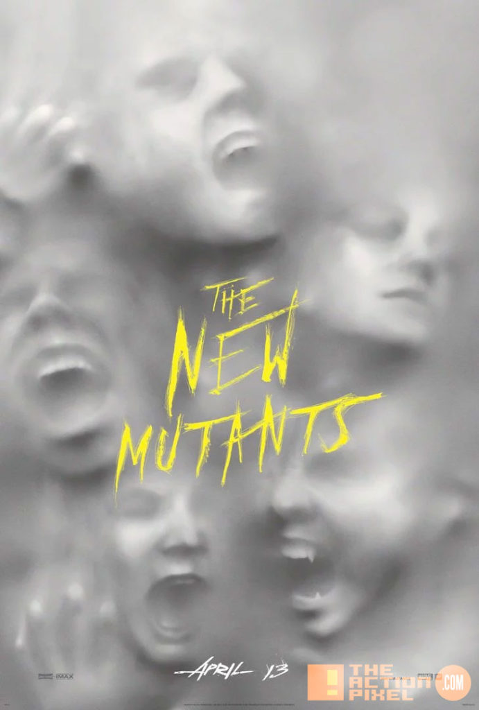 the new mutants, trailer, 20th century fox,magik, x-men, xmen, new mutants, x-men: new mutants, fox, marvel, entertainment on tap, Anya Taylor-Joy, maisie williams,wolfsbane, marvel comics, entertainment on tap, the action pixel,poster, promo