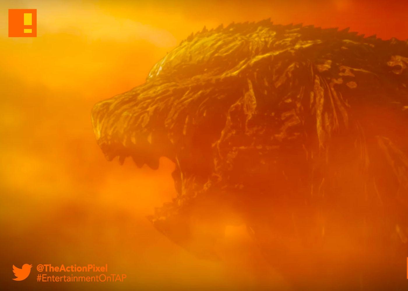 godzilla, entertainment on tap, godzilla: monster planet,godzilla, gozilla: monster planet, monster planet, anime, the action pixel,entertainment on tap, planet of the monsters, godzilla: planet of the monsters,