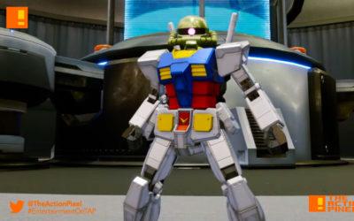 Gundam breaker, gundam, bandai namco, bandai namco entertainment , the action pixel, entertainment on tap
