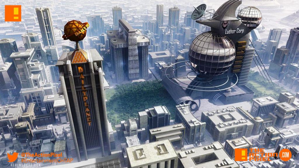 metropolis, dc comics, superman, prequel, series, dc, dc entertainment on tap, krypton, kryptonian,