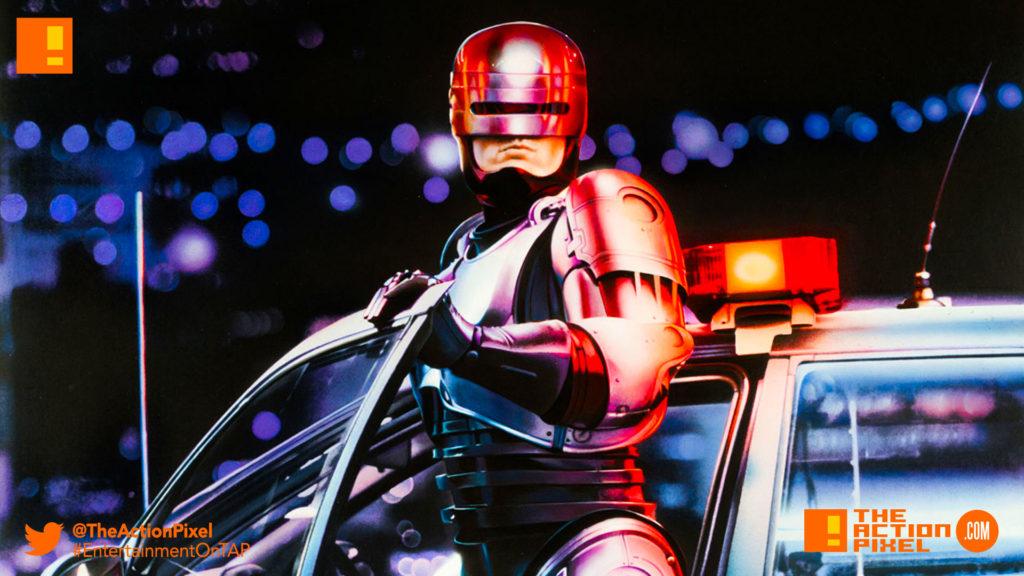 robocop, sci-fi, 1987 robocop, cops,the action pixel, entertainment on tap,