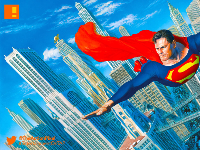 metropolis, dc comics, superman, prequel, series, dc, dc entertainment on tap, krypton, kryptonian, the action pixel,