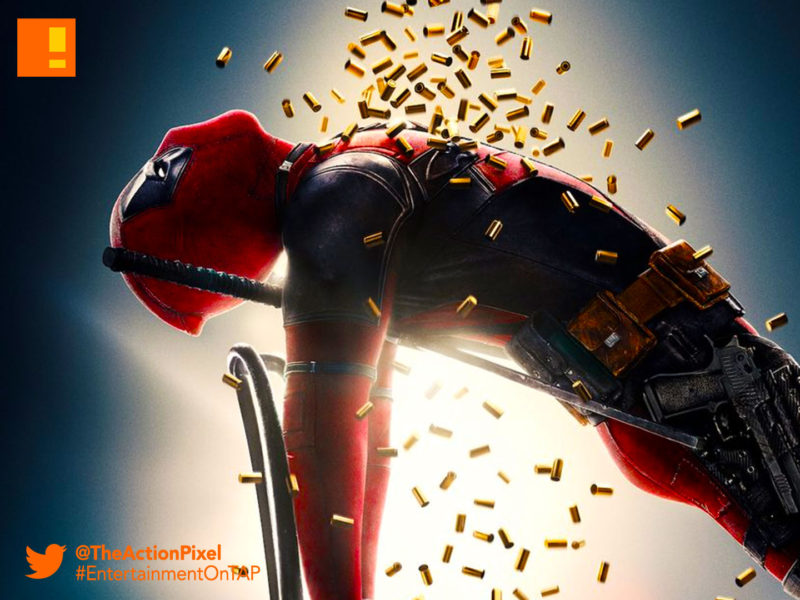 deadpool, deadpool 2,deadpool 2, entertainment on tap,deadpool, deadpool 2, marvel, 20th century fox, the action pixel, entertainment on tap,poster, poster art
