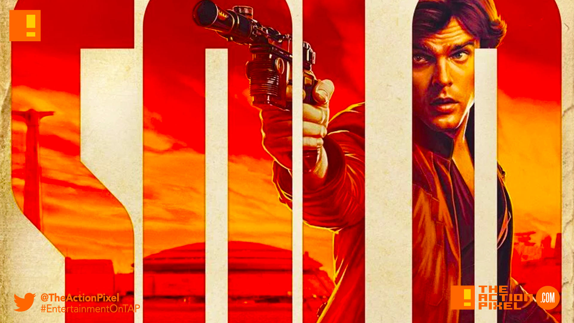 Solo A Star Wars Story Gives Us Candy Coloured Character Posters