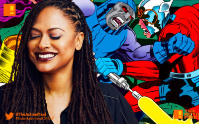ava duvernay, new gods, orion, dc comics, warner bros. pictures, the action pixel, entertainment on tap,
