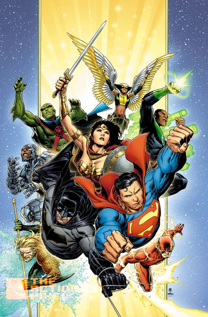 justice league, scott snyder,jim cheung, Jorge Jiménez, dc comics,the action pixel, entertainment on tap