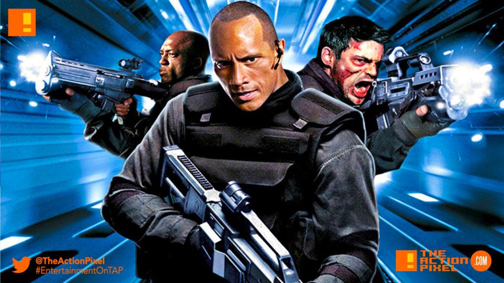 doom movie, dwayne johnson, the action pixel, entertainment on tap,