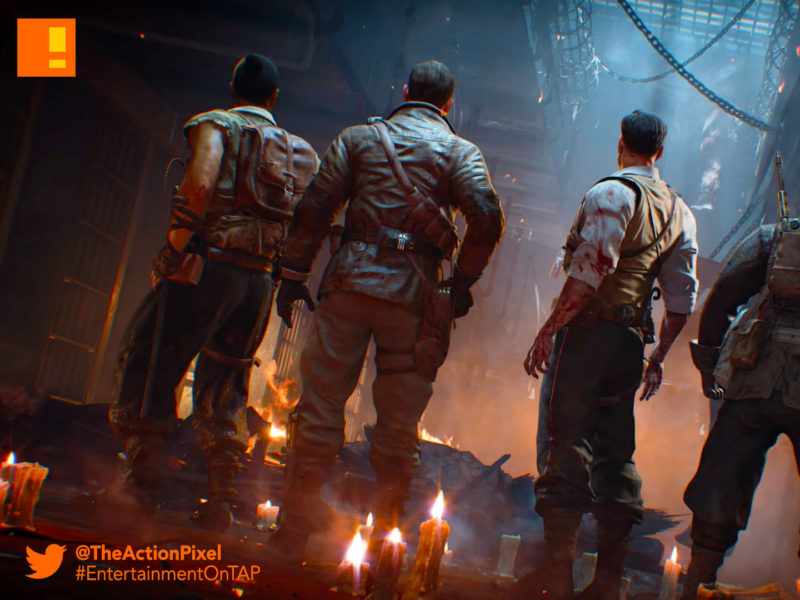 blood of the dead, zombies, black ops 4 zombies, power in numbers, cinematic, zombies, the action pixel ,black ops 4, black ops, call of duty, call of duty black ops 4, cod black ops 4, bo4,theactionpixel, entertainment on tap,teaser, cod bo4 zombies, multiplayer gameplay trailer, gameplay trailer, entertainment on tap, the action pixel