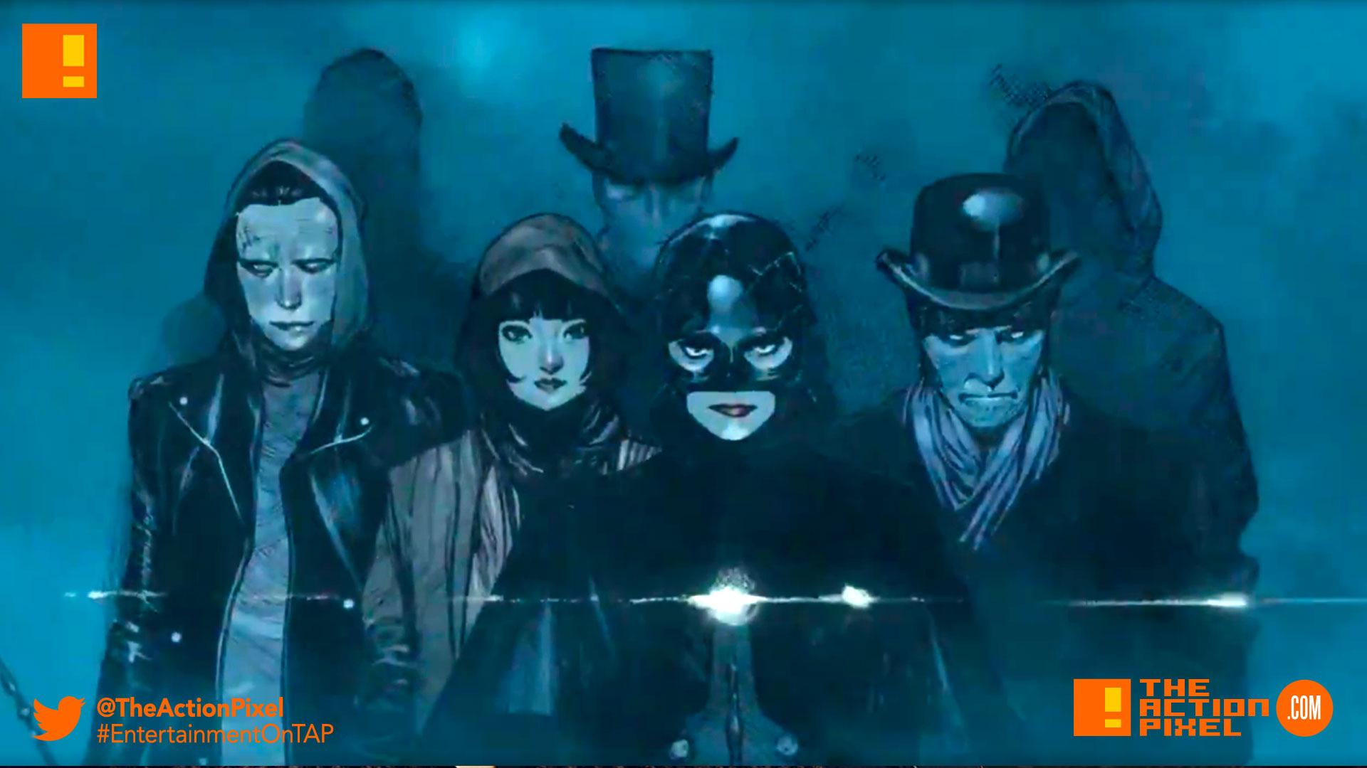 the magic order, mark millar, netflix, the magic order, comic book, netflix, the action pixel, entertainment on tap,