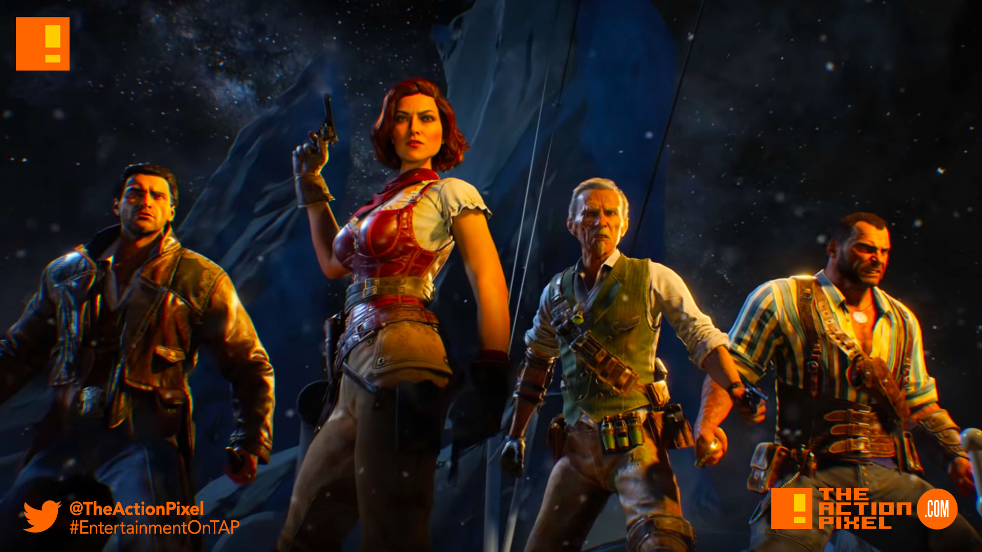 """Call Of Duty: Black Ops 4"" Zombies Gives Us The Real"