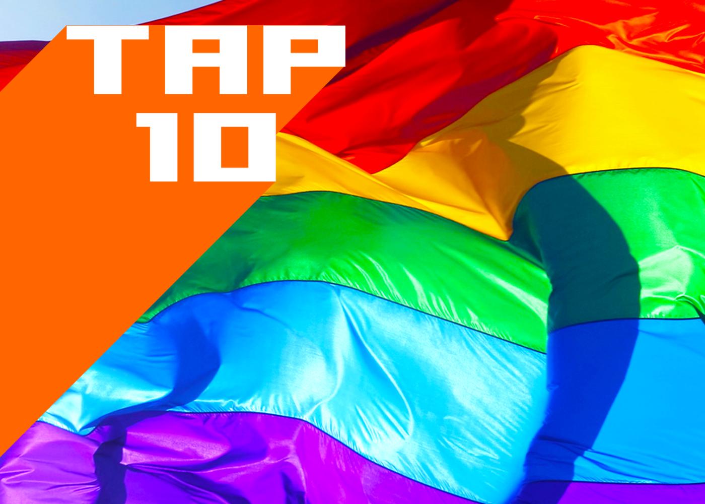 lgbtq,gay, queer, lesbian,trans,transsexual,transvestite, gaydar,comics, comic book heroes, northstar, apollo, dc comics, marvel comics, marvel, renee montoya, batwoman, lightning lass, hulking, rainbow,pride, constantine,bisexual, coagula,the action pixel,entertainment on tap, tap10 , #tap10 , top ten list,comics, comic book, comic book characters,