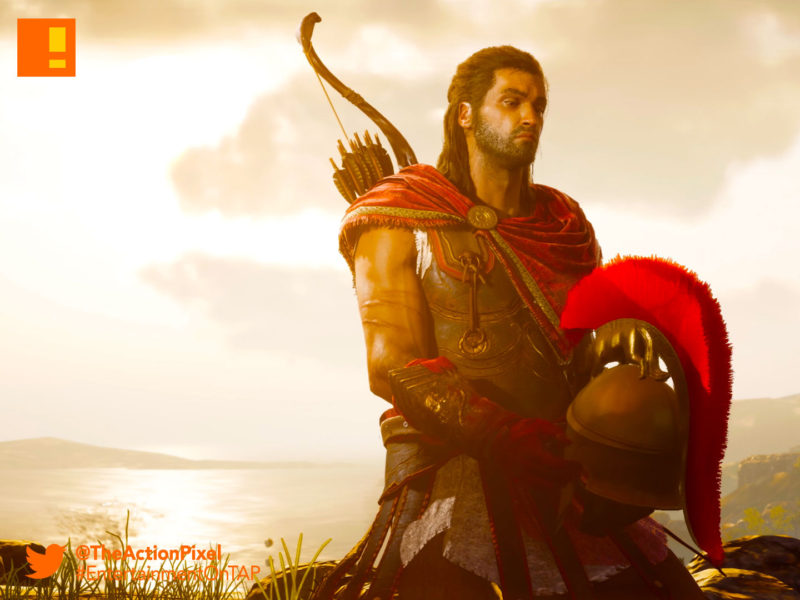 ac odyssey, assasin's creed , assassin's creed odyssey, the action pixel, entertainment on tap, greece,
