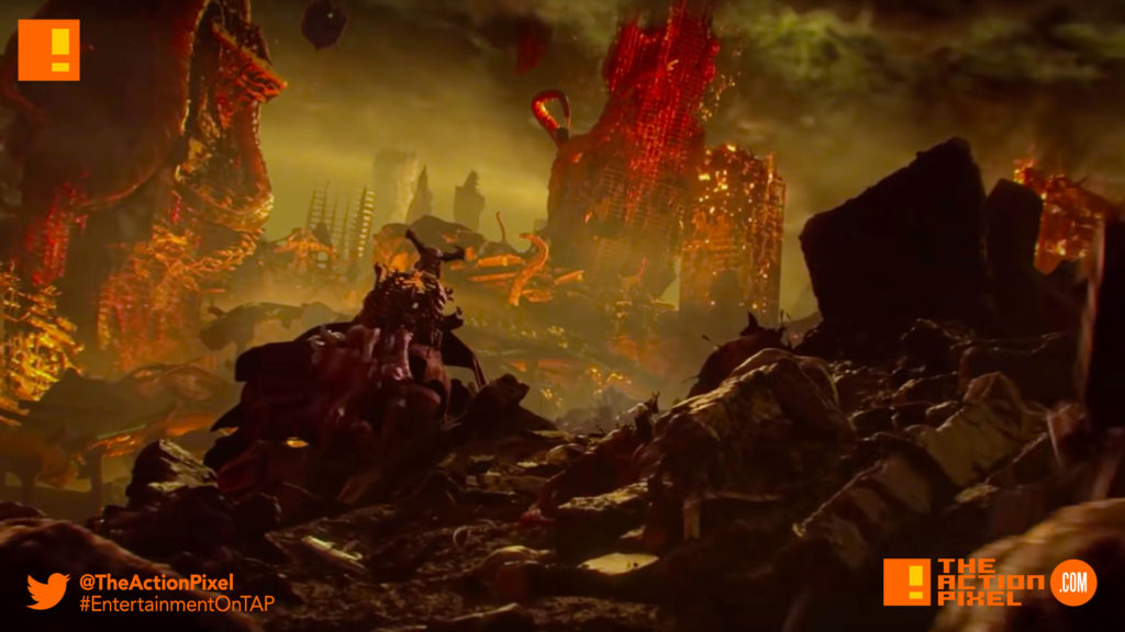 doom eternal, doom, bethesda, bethesda softworks, the action pixel, e3, teaser trailer, trailer, e3 expo, e3 2018, entertainment on tap