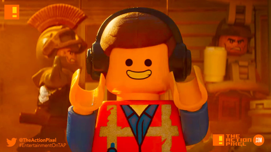 the lego movie 2: the second part, the lego movie 2, lego movie, emmet, chris pratt, trailer, warner bros. pictures, wb, the action pixel, entertainment on tap