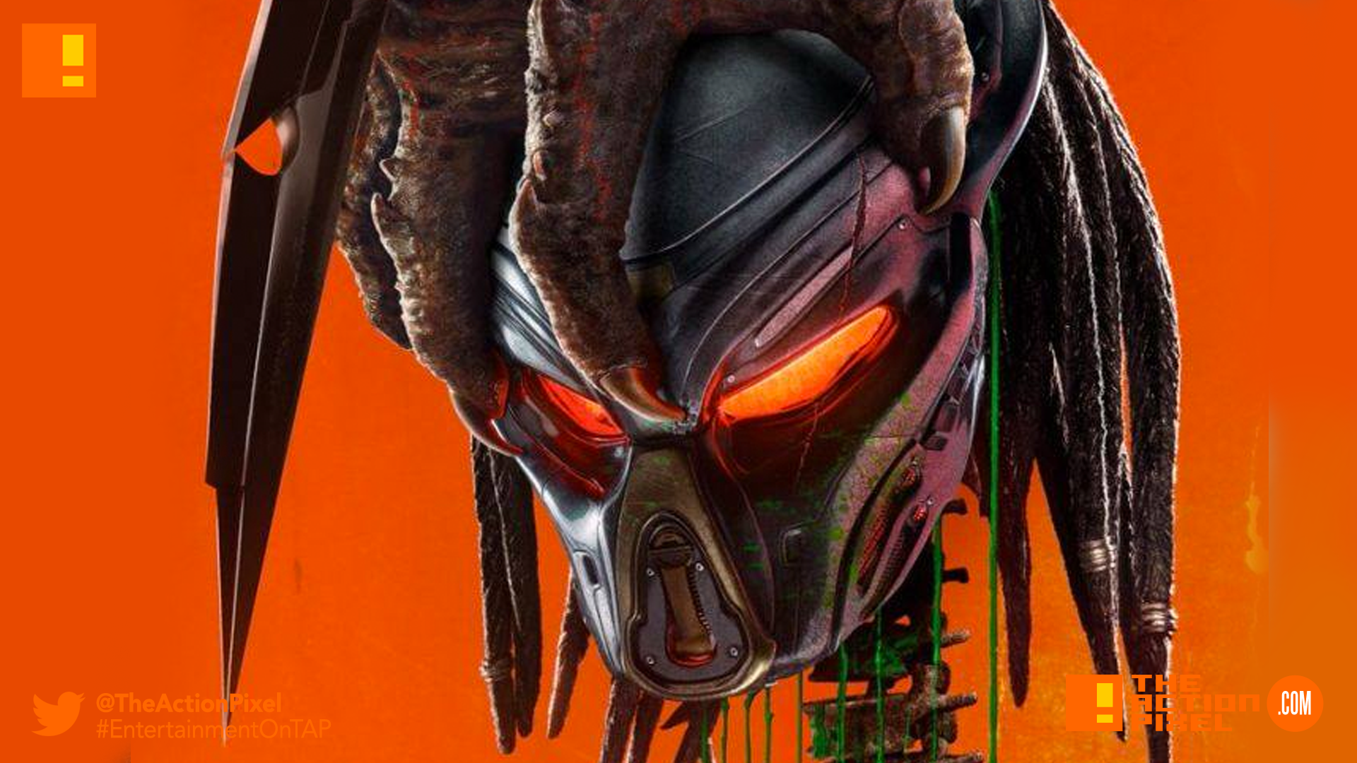 the predator, predator, 20th century fox, Sterling K. Brown, Trevante Rhodes, Boyd Holbrook, Jacob Tremblay, Olivia Munn, Keegan Michael-Key, shane black,the predator, official trailer,poster
