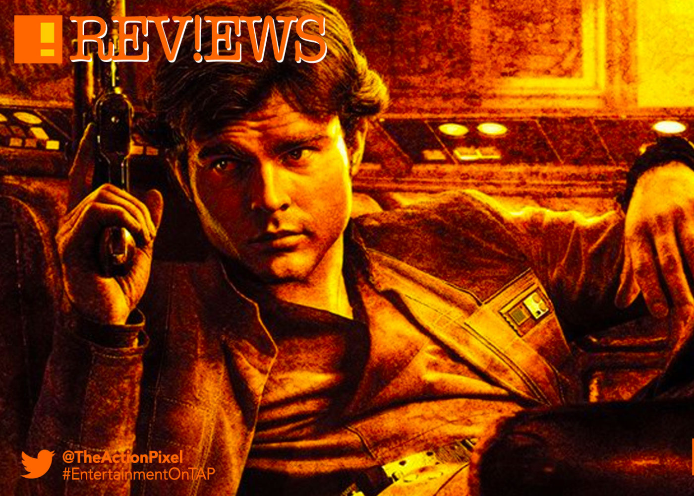 tap reviews, film reviews, movie reviews,movie review,poster, poster art, ron howard, han solo, a star wars story, alden ehrenreich, han solo, the action pixel, star wars, solo movie, han solo solo movie, a star wars story, entertainment on tap, donald glover,woody harrelson,big game, tv spot,chewie, qi'ra, solo, imax poster, imax,