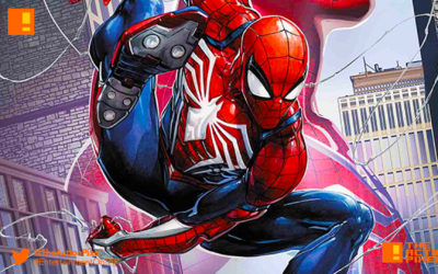 spiderman, spider-man, comics, marvel comics, insomniac games, marvel's spider-man, marvel's spiderman, wall-crawler, webhead, variants, ps4,spiderman ps4,the action pixel,entertainment on tap,