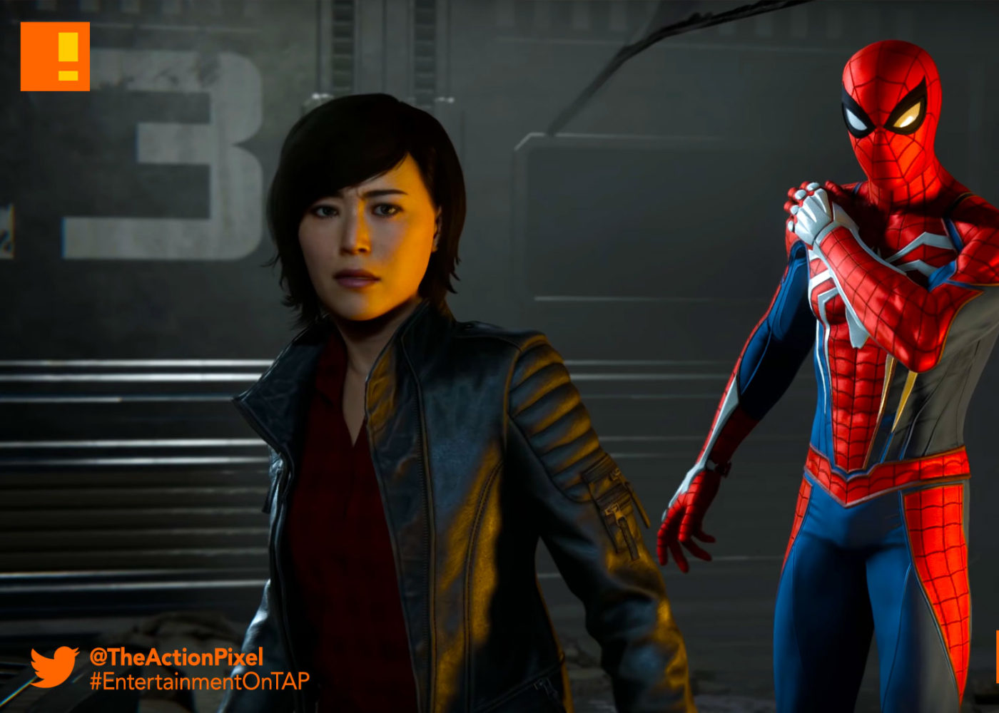 spider-man, marvel, marvel's spider-man,ps4,playstation 4, playstation, peter parker, demons, wilson fisk, fisk, king pin, gameplay trailer, e3 , e3 2017, electronic entertainment expo, marvel comics,the action pixel, entertainment on tap, insomniac games, e3 gameplay,sony e3,e3 2018