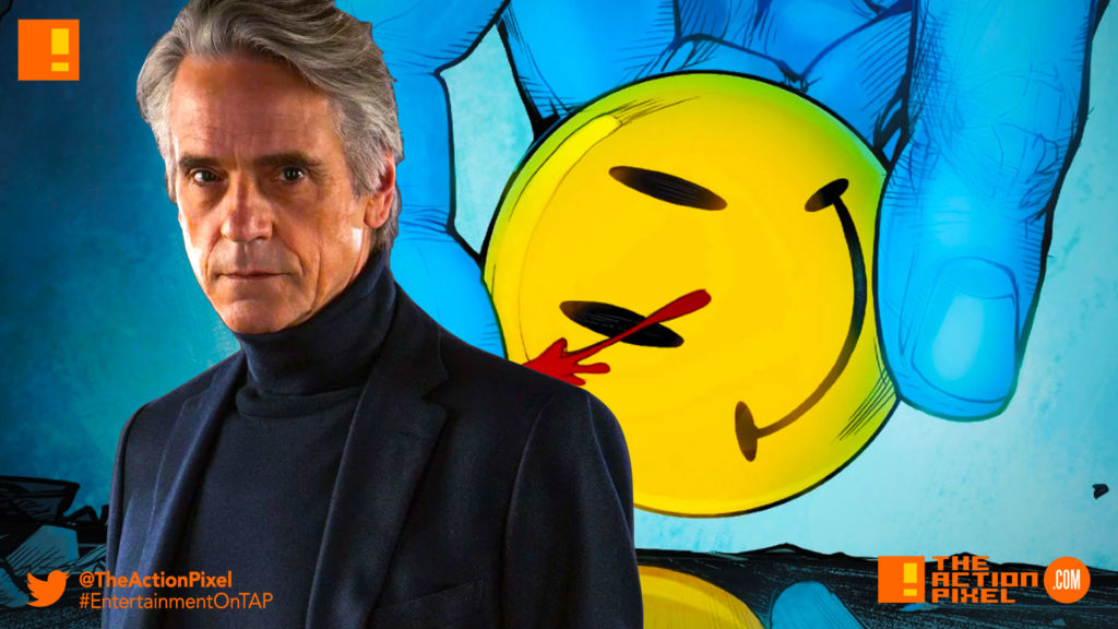 jeremy irons, Don Johnson, Tim Blake Nelson, Louis Gossett Jr., Adelaide Clemens, Andrew Howard, regina king, watchmen, hbo's watchmen, the action pixel,entertainment on tap