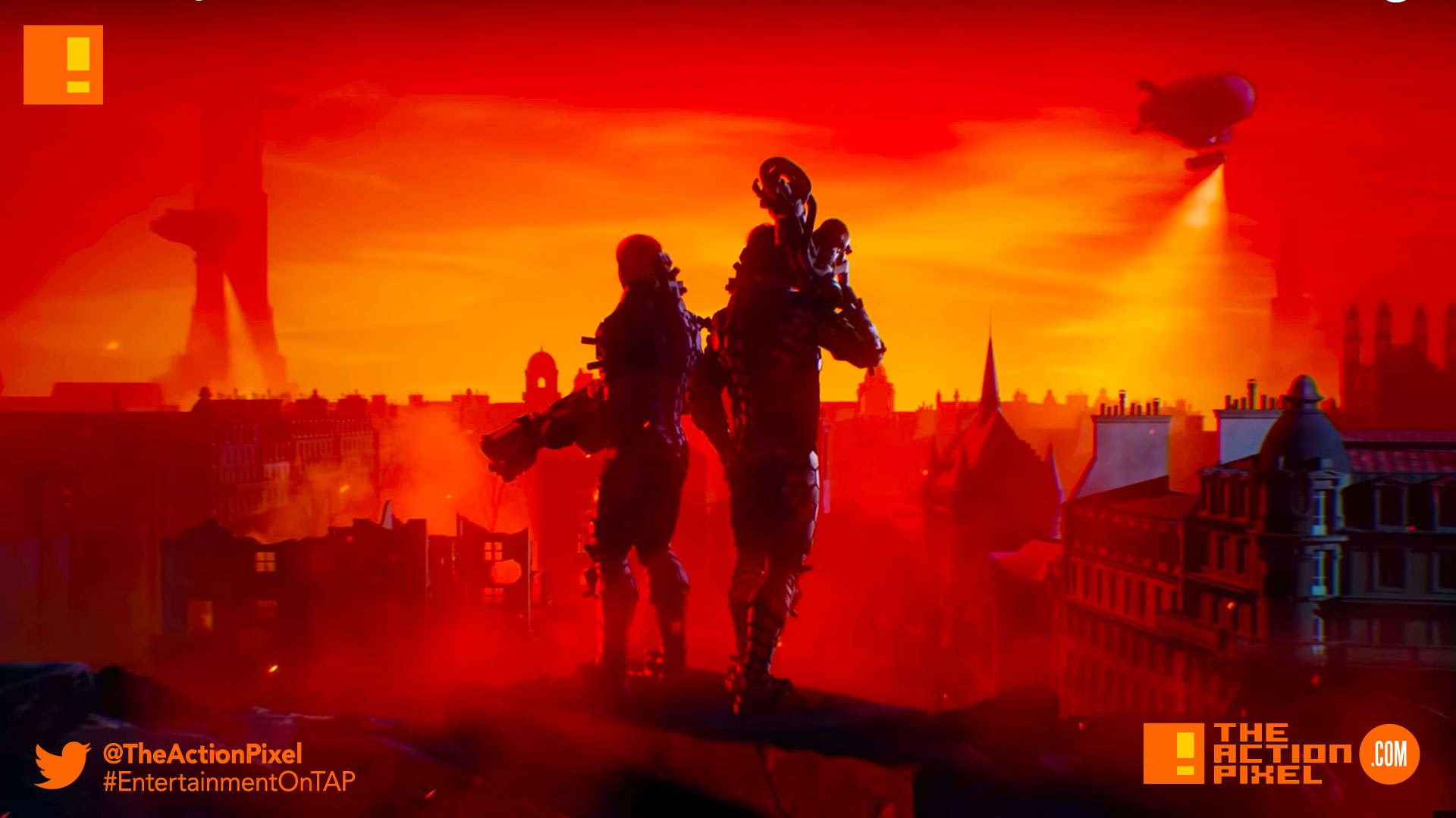 wolfenstein Youngblood, wolfenstein, bethesda, the action pixel, entertainment on tap,