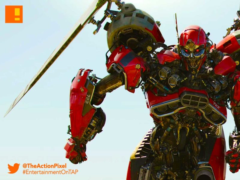 transformers, paramount pictures, Bumblebee, Hailee Steinfeld ,John Cena, Travis Knight ,Bumblebee Movie, the action pixel, entertainment on tap