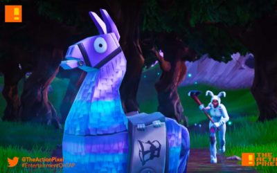 fortnite season 5, fortnite, trailer, entertainment on tap, announce trailer, the action pixel