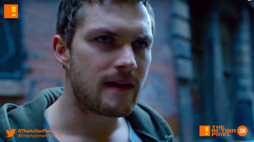 iron fist, iron fist season 2, trailer, finn jones, netflix ,marvel