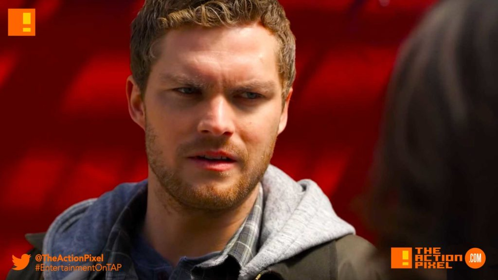 iron fist season 2, iron fist, trailer, the action pixel, entertainment on tap, the action pixel,