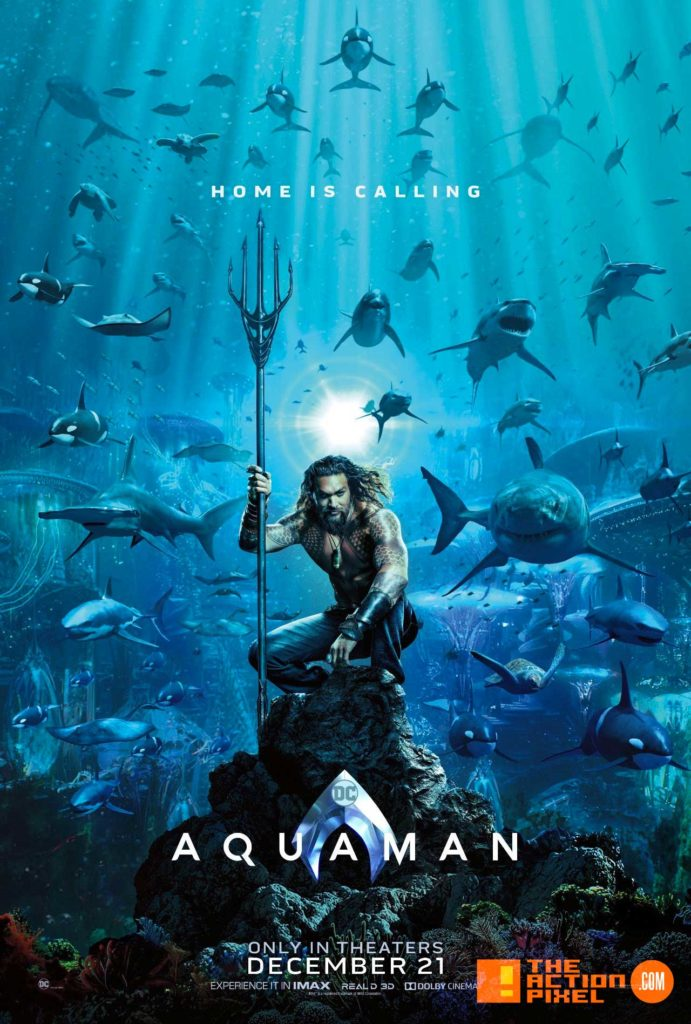 poster , Orm, queen atlanna, black manta, james wan, the action pixel, entertainment on tap, jason momoa, aquaman, arthur CURRY, dc comics, dc films, justice league, first look,dc comics, wb pictures, warner bros, mera, amber heard,
