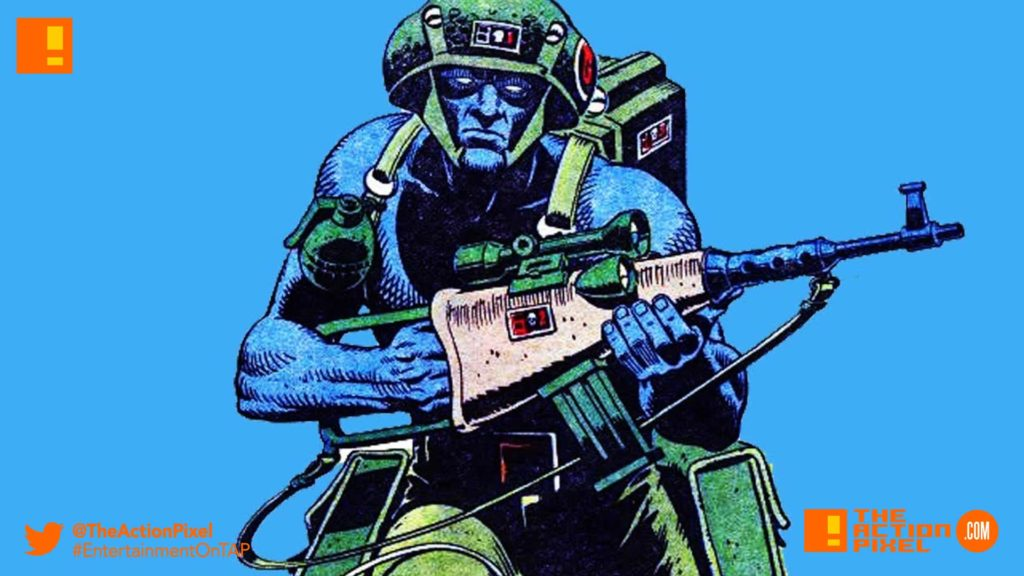 rogue trooper, idw, the action pixel, 2000 AD, entertainment on tap, the action pixel,